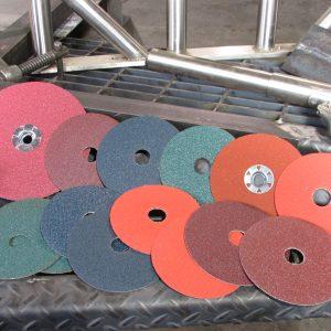 Resin Fibre Discs (RFD)