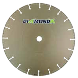 Diamond X Cutting and Grinding Wheels